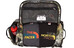 The North Face Base Camp Duffel L Sepia Brown Hiker Print
